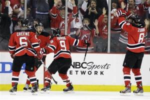 Devils happy to frustrate Rangers
