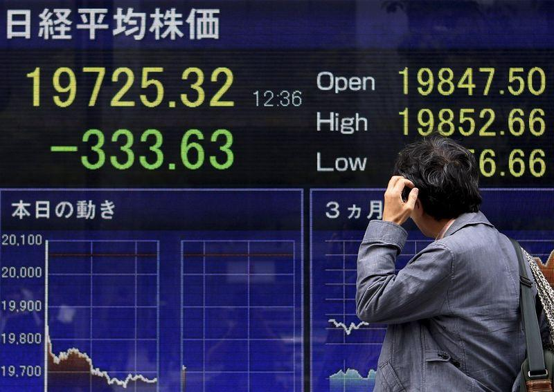 Bond rout rattles all assets