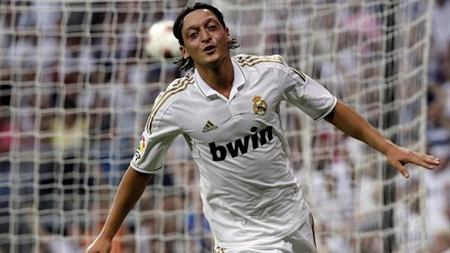 Saison 2012/2013: Mesut Özil, Real Madrid
