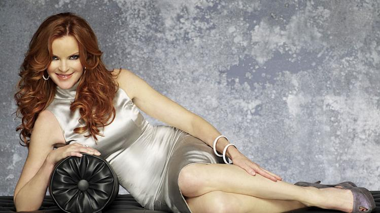 "Marcia Cross stars as Bree Hodge in ""Desperate Housewives."""