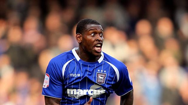 Bristol City's Jay Emmanuel-Thomas, formerly of Ipswich Town (PA Sport)