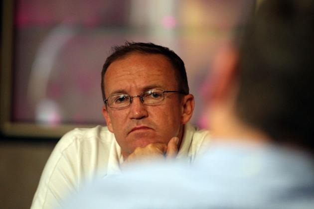 Cricket - Andy Flower Press Conference - Grange City Hotel