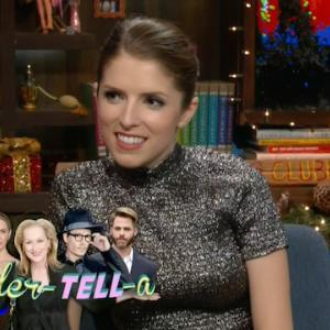 "Anna Kendrick Spilled ""Into The Woods"" Cast Beans"