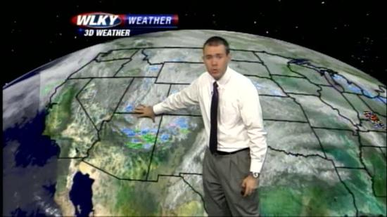 Weather Video Blog: Winter Storm Watch North Of Louisville