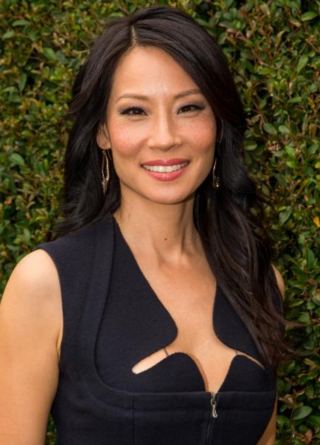 Lucy Liu at the Hilton San Diego Bayfront Hotel on July 12, 2012 -- Getty Images