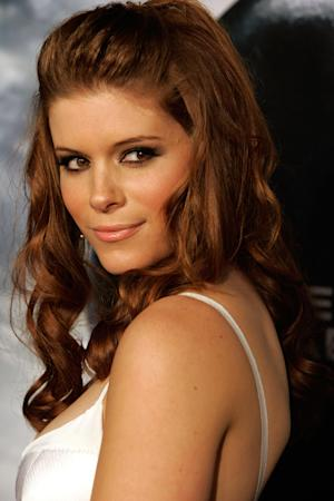 "US actress Kate Mara appears in 2014's ""House of Cards"" and ""Transendence."""