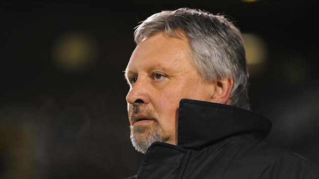 Paul Sturrock wants Southend to finish the job in the second leg
