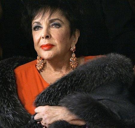 Liz Taylor, el ltimo mito de Hollywood