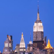 The Empire State Building celebrated its first year of its energy retrofit in May 2012.