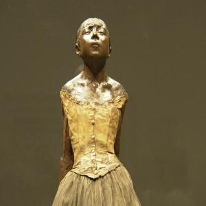 Degas' Little Dancer Comes Alive on Stage