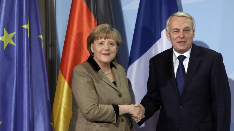 France tells Germany it will slash deficit