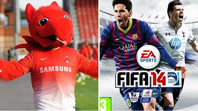 League One - Orient ban FIFA 14 after slump in the form since game's release