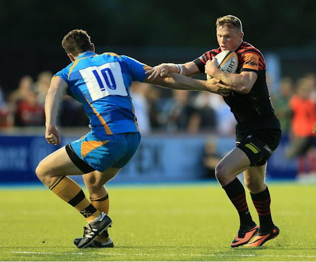 Rugby Union - J.P. Morgan Asset Management Premiership Rugby 7's - Group C - Allianz Park