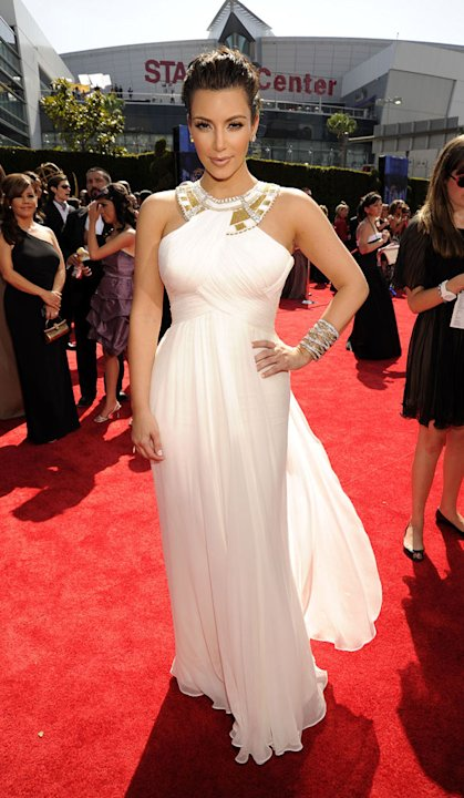 2010 Emmys Red Carpet Report …