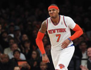 Knicks use huge run to even series with Pacers