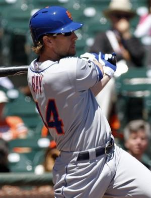 Cedeno leads Mets past Giants 9-1