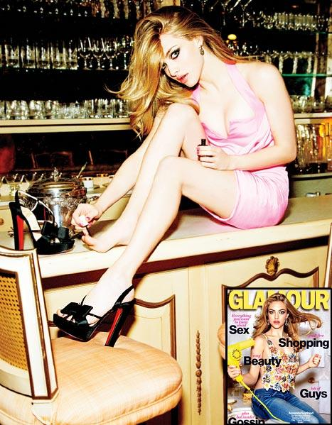 "Amanda Seyfried: ""I'm Terrified of Being Promiscuous"""
