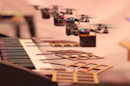 Flying robots play James Bond Theme on real instruments (video)