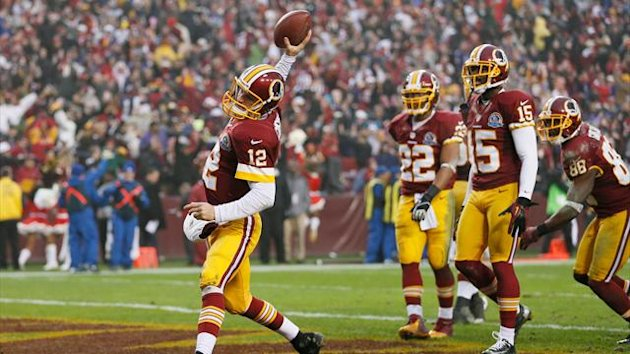 Washington Redskins (AFP)