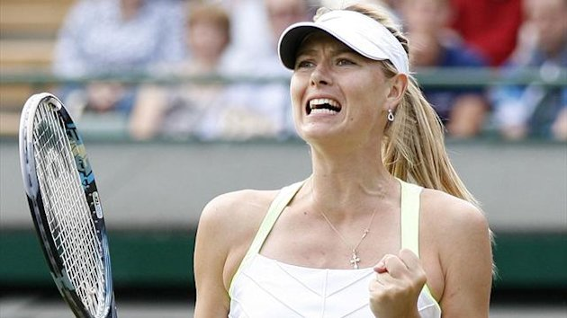 8 - Maria Sharapova - It was a very fine year for Sharapova, who reclaimed - albeit temporarily - the number one ranking, and completed a career Grand Slam with the previously elusive French Open title. An Olympic silver medal also followed for the Russian, who matched her high profile off the court with results on it.