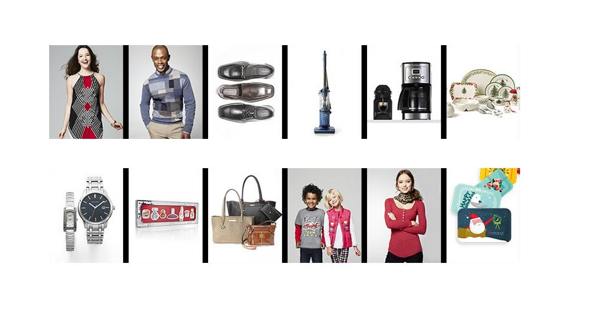 Save Big at Macy's Cyber Monday Sale