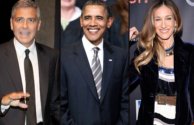 ... Sarah Jessica Parker will be hosting a fundraiser for President Obama