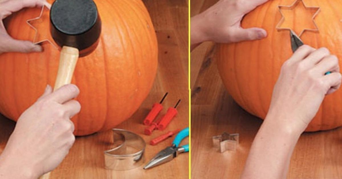 17 Pumpkin Carving Ideas That Will Spook All