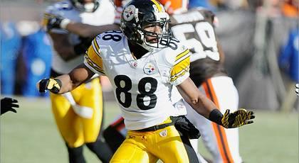 NFL fines Steelers, WR Sanders