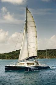 Set Sail on Lady Lynsey for a Breathtaking Caribbean Sunset Wedding at The Ritz-Carlton, St. Thomas