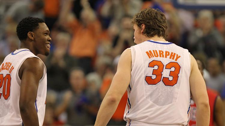 NCAA Basketball: Mississippi at Florida