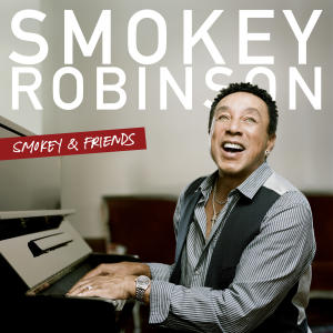 "This CD cover image released by Verve shows ""Smokey & Friends,"" by Smokey Robinson. (AP Photo/Verve)"