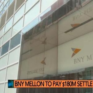 BNY Mellon Agrees to Pay $180M to Settle Forex Lawsuit