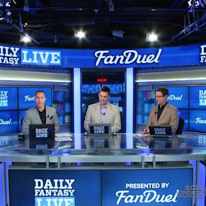 Daily Fantasy Live 6/30: Believe it or not