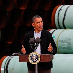 Obama Vetoes Keystone XL Pipeline