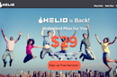 Virtual mobile network Helio is back from the dead