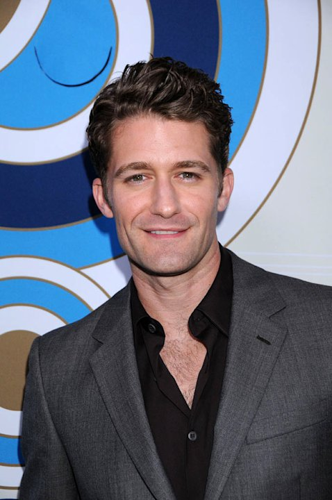 Matthew Morrison of &quot;Glee&quot; arrives at the 2010 Fox Fall Eco-Casino party on September 13, 2010, at Boa in West Hollywood. 