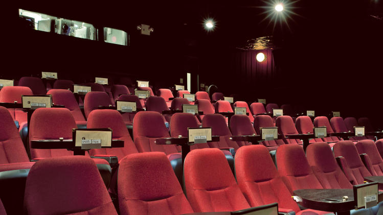 Will Swanky Seats, Dinner and the Royale Save Movie Theaters?