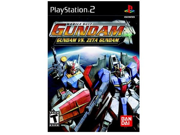 Mobile Suit Gundam: Gundam vs. Zeta Gundam