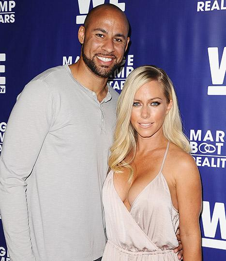"""Kendra Wilkinson: My Marriage to Hank Baskett Is """"Amazing"""" Now, """"I'll Kill for Him"""""""