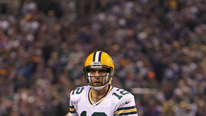 NFL: Green Bay Packers at Minnesota Vikings