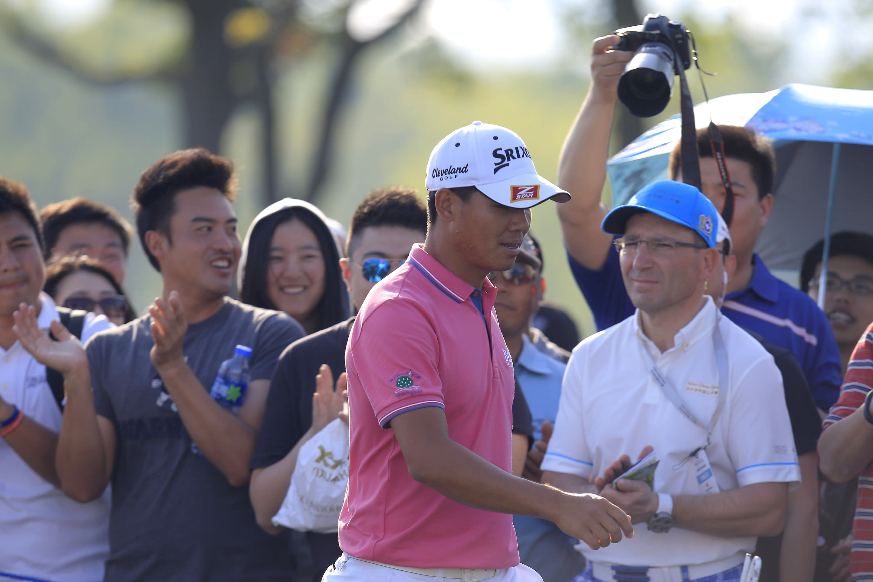 Wu wins Volvo China Open for 1st European Tour title