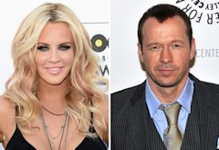 Jenny McCarthy, Donnie Wahlberg | Photo Credits: Jason Merritt/Getty Images; Henry S. Dziekan III/Getty Images