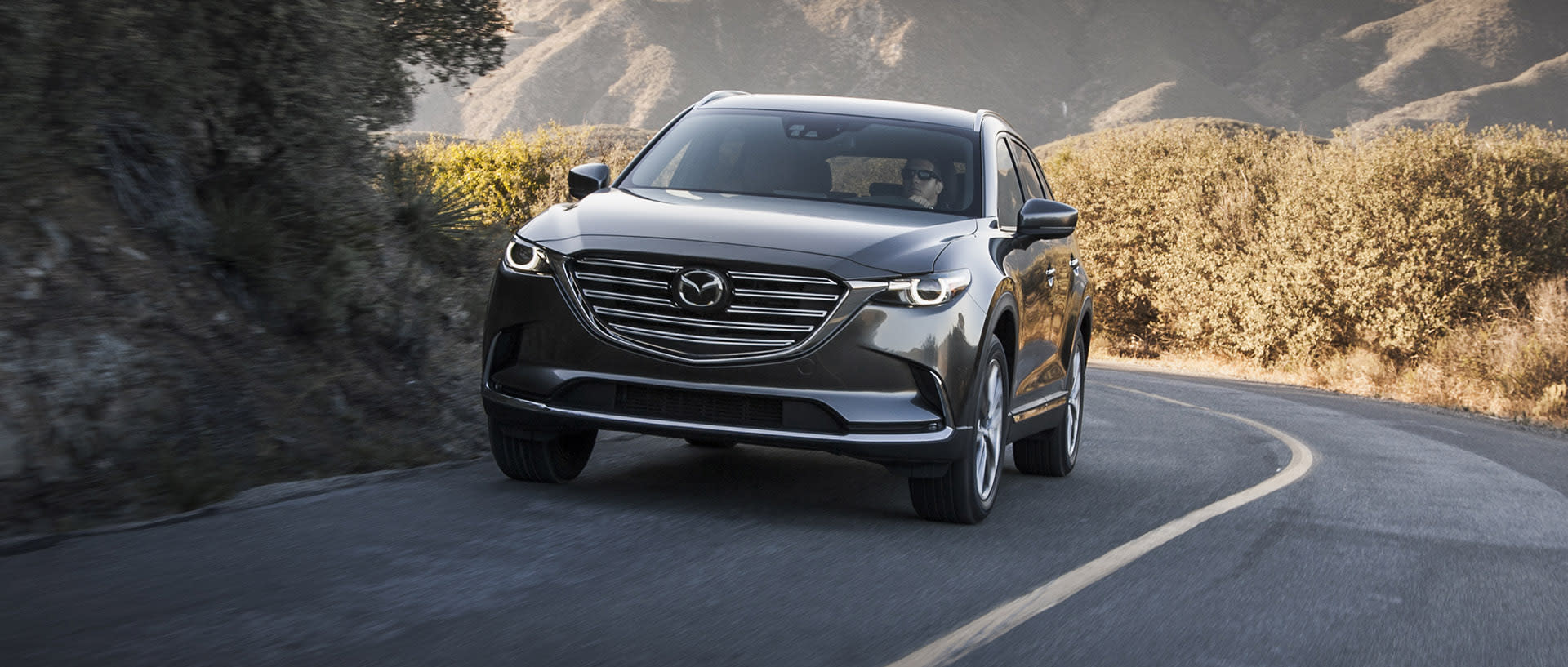 Flagship Reborn: Driving the Turbocharged 2017 Mazda CX-9