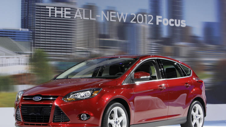 Ford on track to beat Toyota with best-selling car