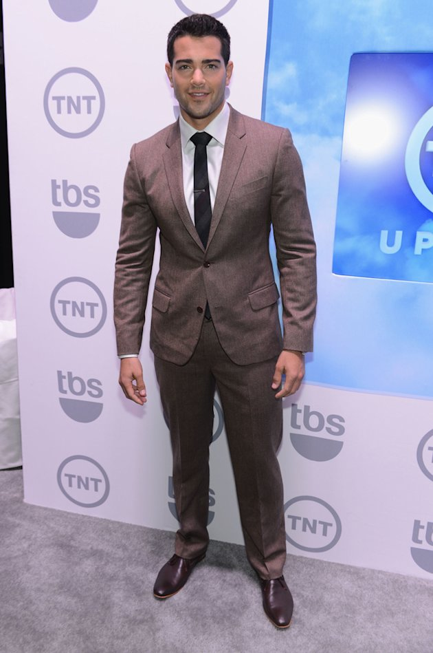 Jesse Metcalfe attends the TNT/TBS 2012 Upfront