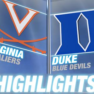 Virginia vs Duke | 2014 ACC Football Highlights