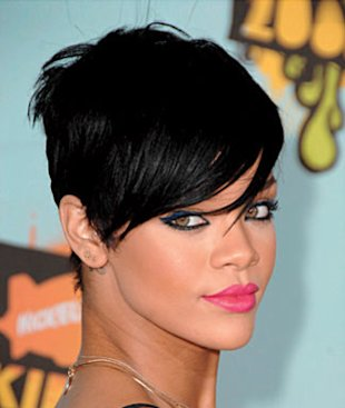 Celebrities Bangs Hairstyles