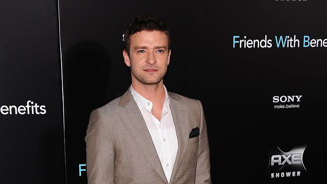 Friends with Benefits 2011 NY Premiere Justin Timberlake