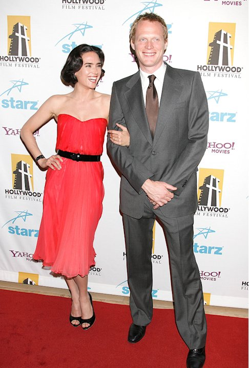 Hollywood Film Festival Awards 2007 Jennifer Connelly Paul Bettany
