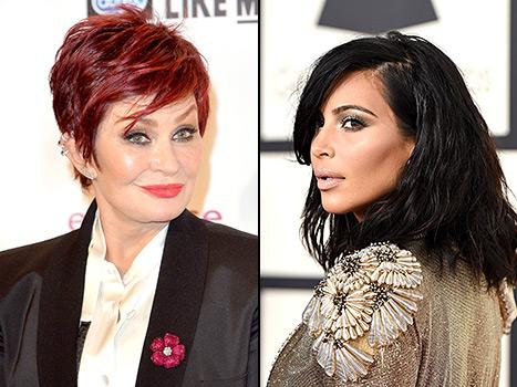 "Sharon Osbourne Lashes Out at Kim Kardashian for Dressing North in Fur: ""She Isn't an Accessory"""